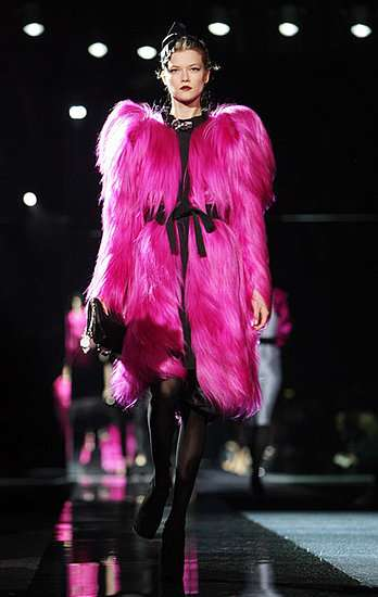 Colorful Furred Fashion