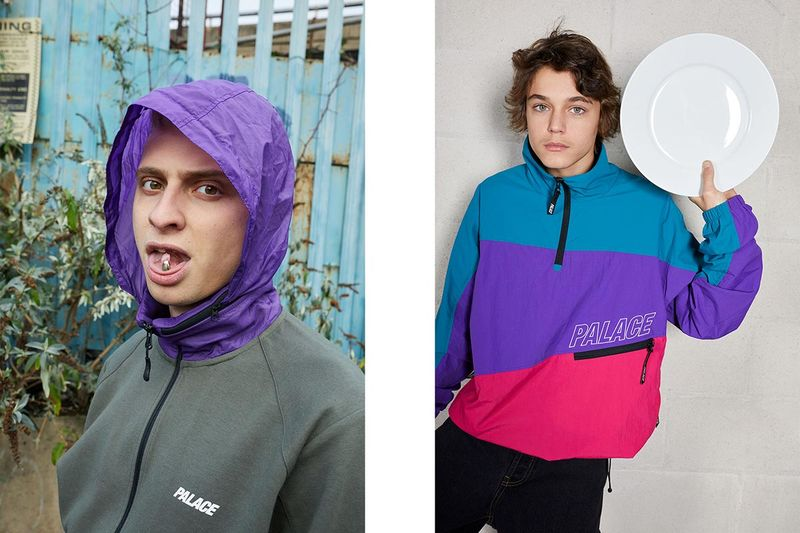 Colorful Gopnik Streetwear