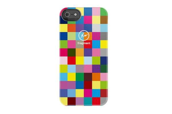 Pixel-Print Phone Cases