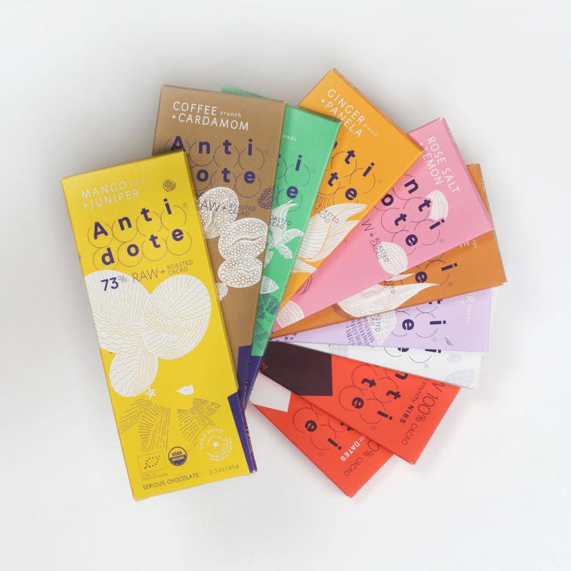 Vibrant Cocoa Branding