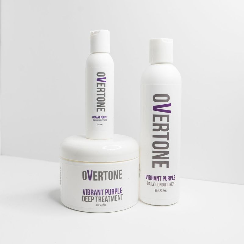 Bleach-Free Hair-Coloring Systems
