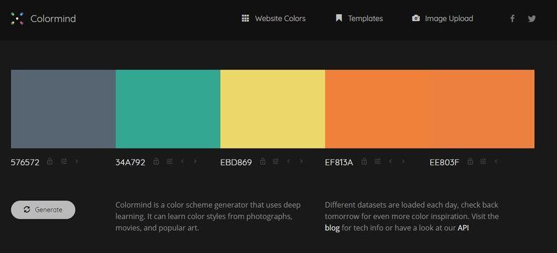 AI Color Palette Generators