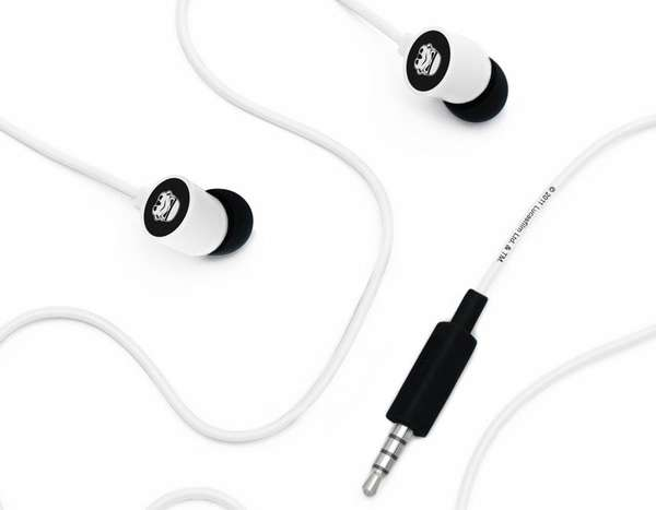 Stormtrooper MP3 Earbuds