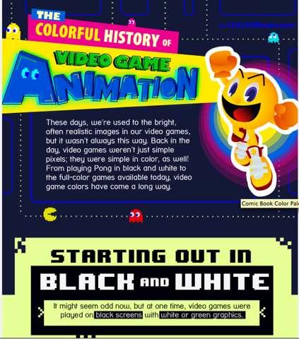 Vibrant Gaming Histories