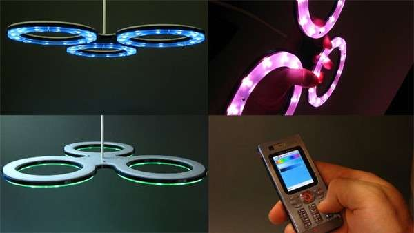 Mobile Mood Lights