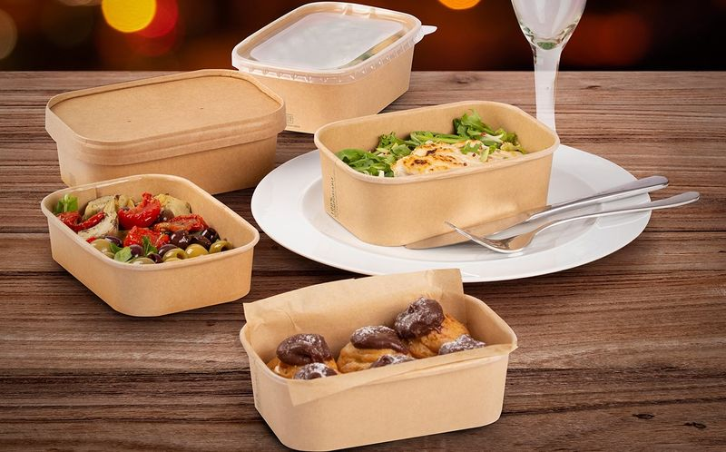 Recyclable Meal Delivery Packaging