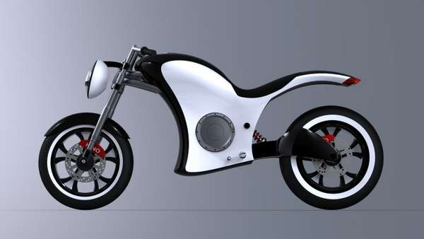 Sleek Eco-Cycles
