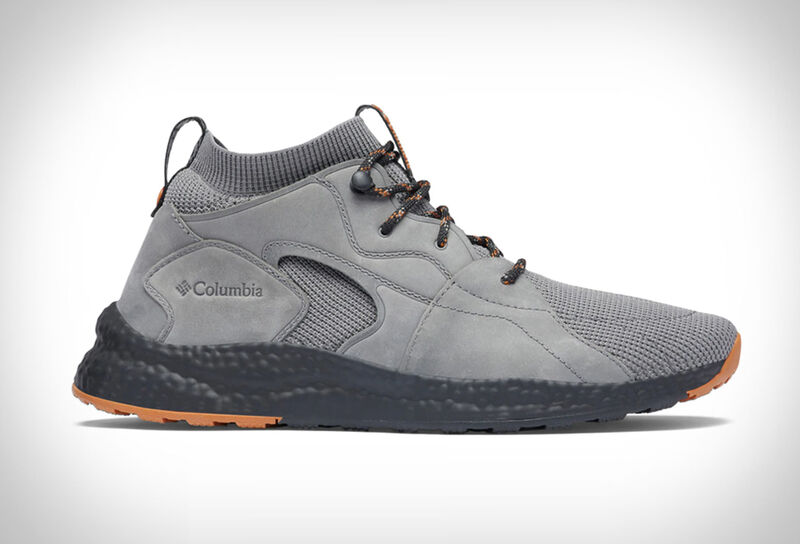 Crossover Outdoor-Ready Sneakers