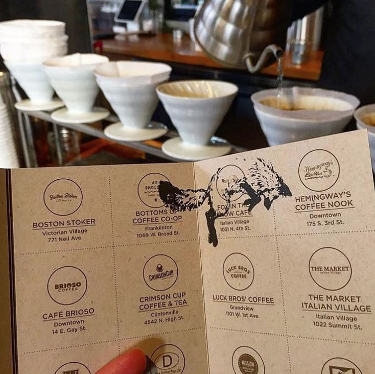 City-Wide Coffee Tours