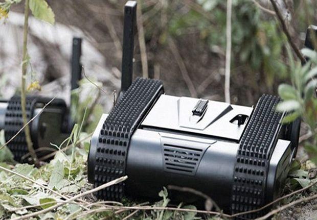 Armed Combat Robots