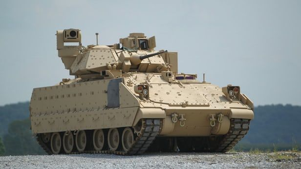 Protective Combat Vehicles