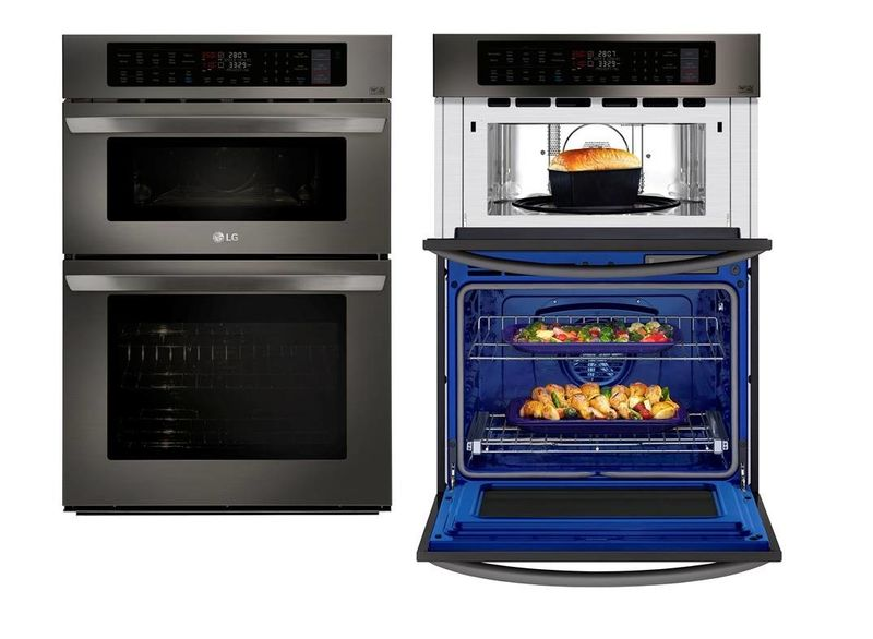 Double-Wall Smart Combination Ovens