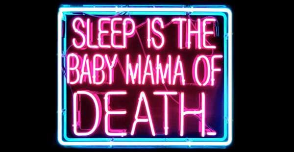Neon Gangster Art