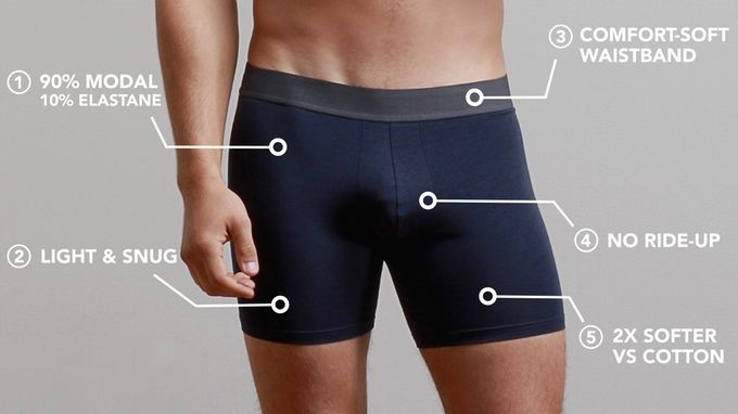 Ultra-Comfortable Underwear