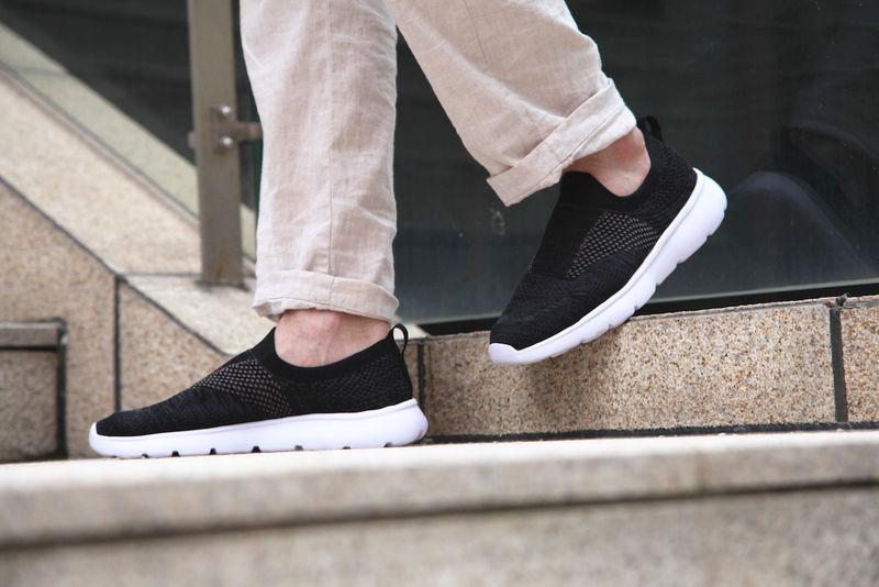 Germ-Free Odorless Sneakers