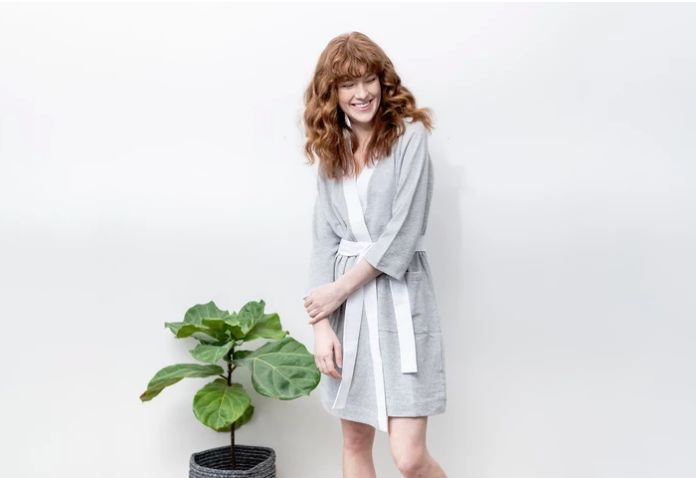 Ultra-Stylish Comfy Robes - The All You are Robe is Highly Functional and Comfort-Driven (TrendHunter.com)