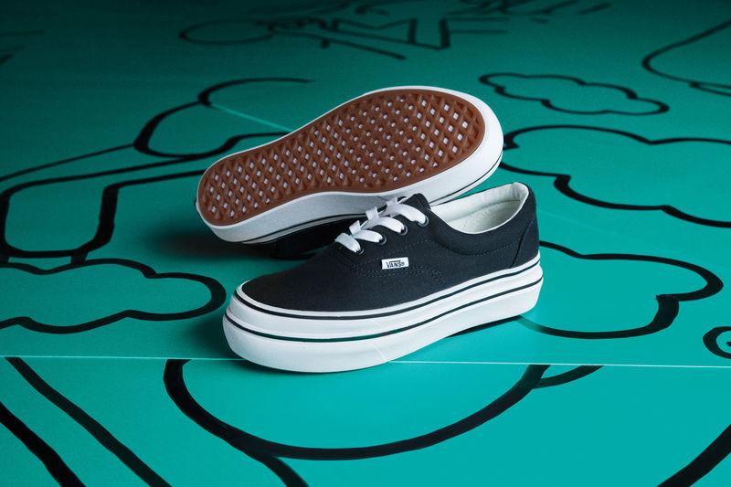 Edgy Comfort-Focused Sneakers
