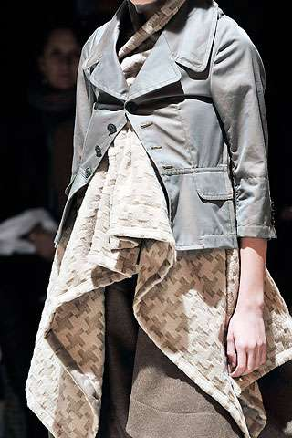Heavy Skirted Coats