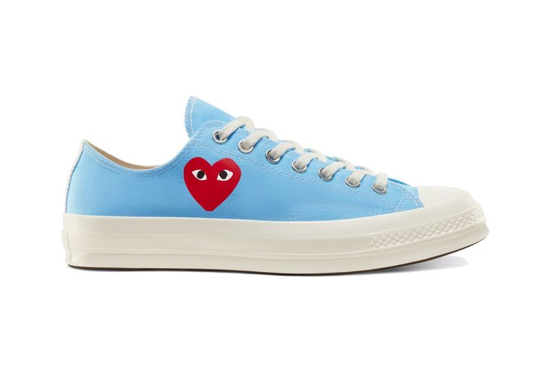 Vibrant Co-Collaborated Shoes
