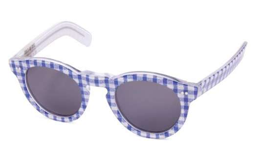 Gingham Picnic Glasses
