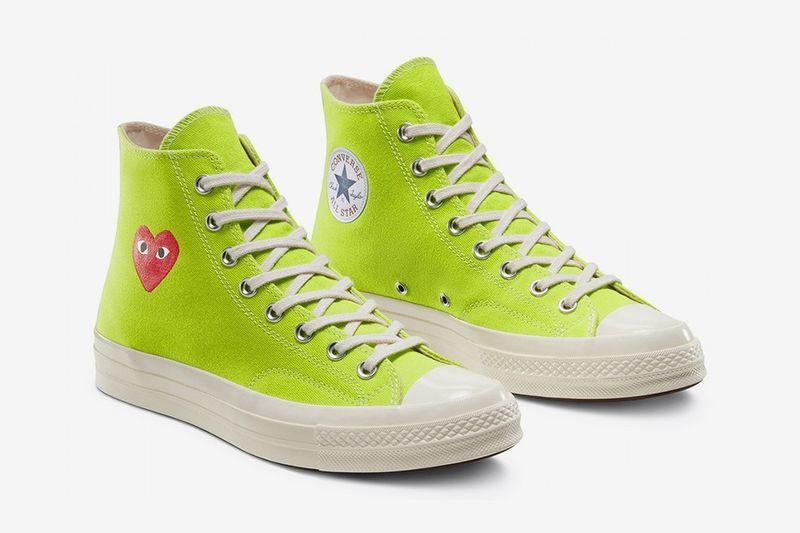 Vibrant Springtime Collaboration Shoes