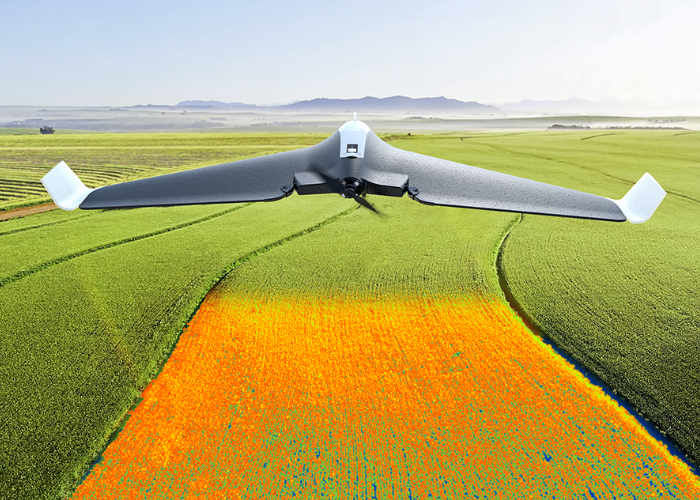 Agricultural Crop-Scouting Drones