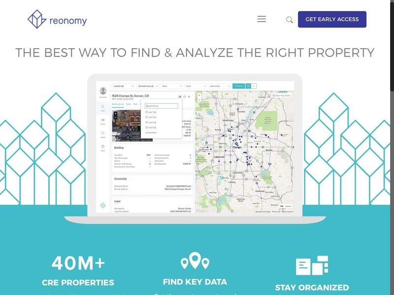 Real Estate Data Companies