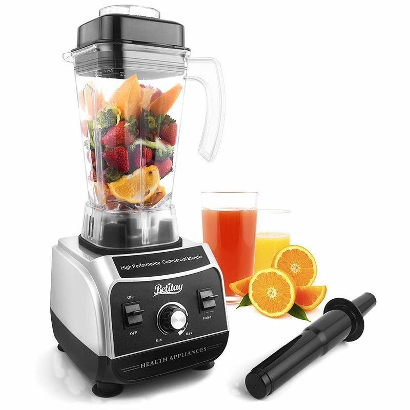 Industrial Kitchen Blender: Commercial-Grade Kitchen Blenders : Commercial Smoothie