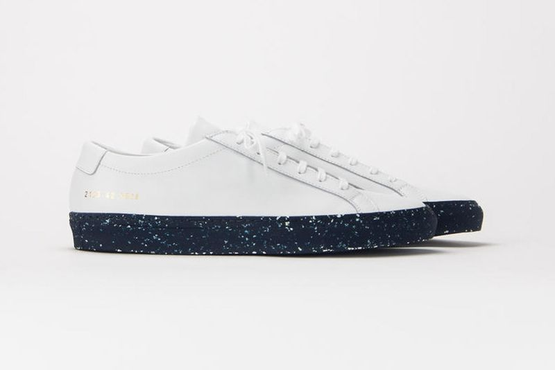 Speckled Shoe Series