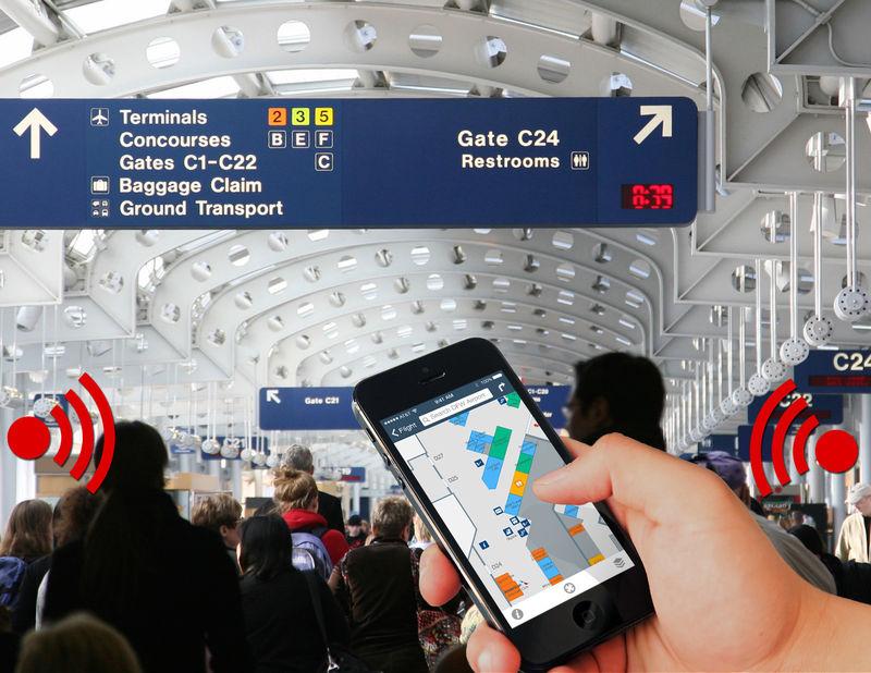 Shareable Air Travel Beacons