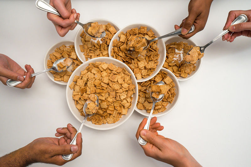 Communal Cereal Bowls
