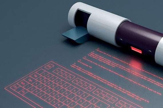 Hi-Tech Projected Computers