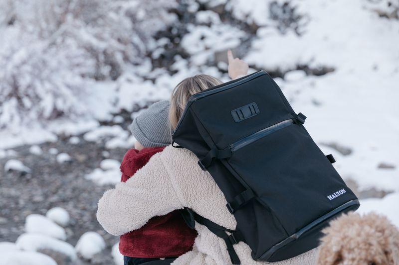 Ultra-Functional Commuter Backpacks