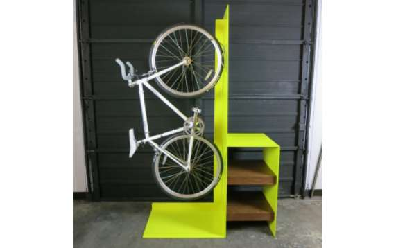 Mod Cycle Storage  sc 1 st  Trend Hunter & Mod Cycle Storage : Commuter Bike Rack