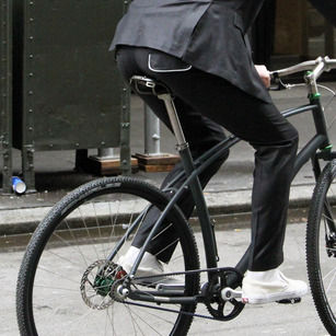 Bike-Friendly Officewear