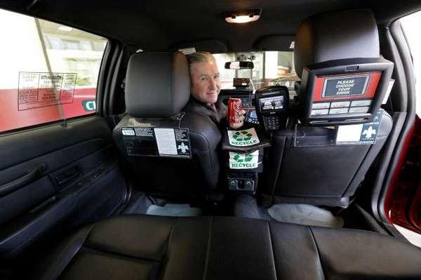 Soda-Dispensing Taxis