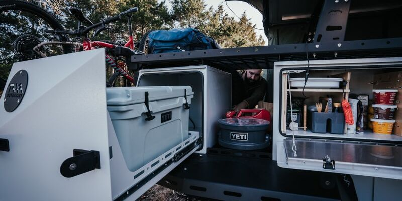 Consummately Compact Camping Trailers