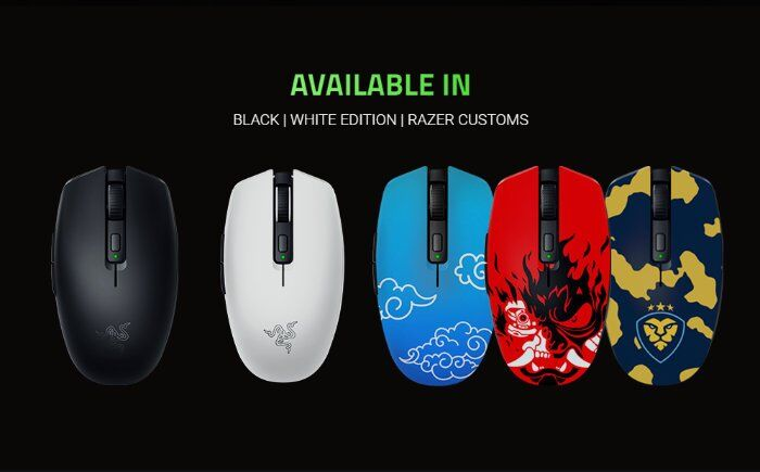 High-Performance Gamer Mouses