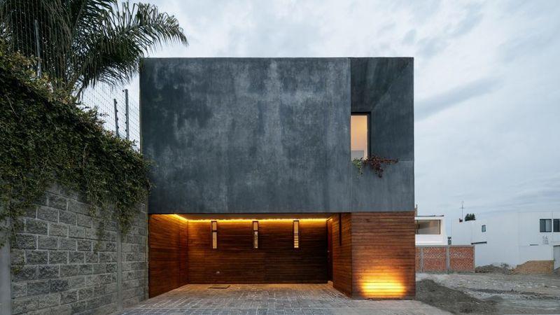 Rectangular Compact Houses
