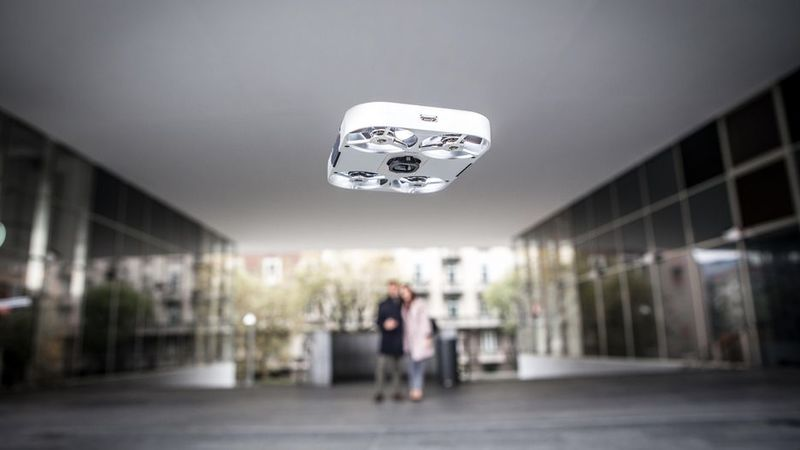 Second Generation Selfie Drones