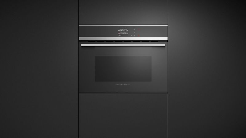 Easy-to-Use Compact Steam Ovens