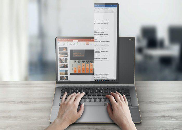 Swiveling Display Laptops