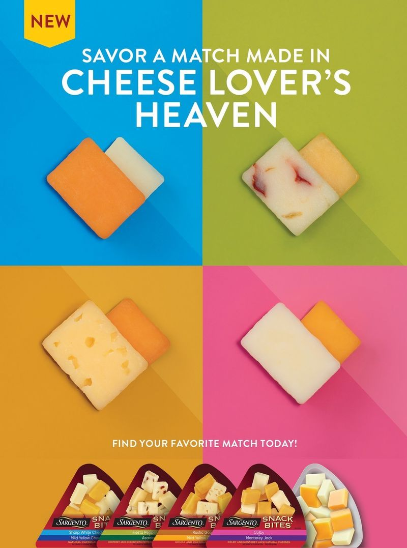 Complementary Cheese Snacks