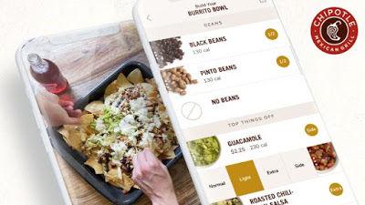 Burrito App Customization Features