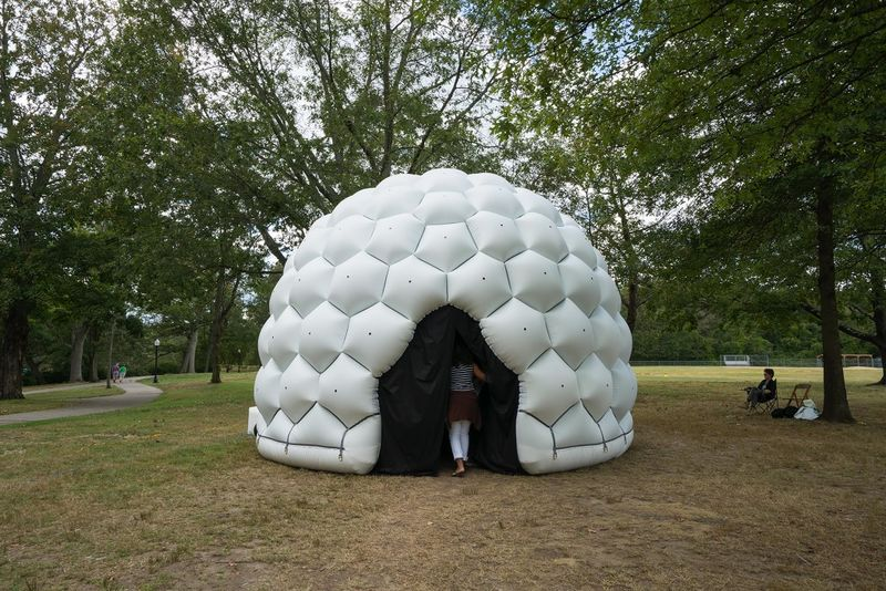 Artistic Photography Immersion Tents