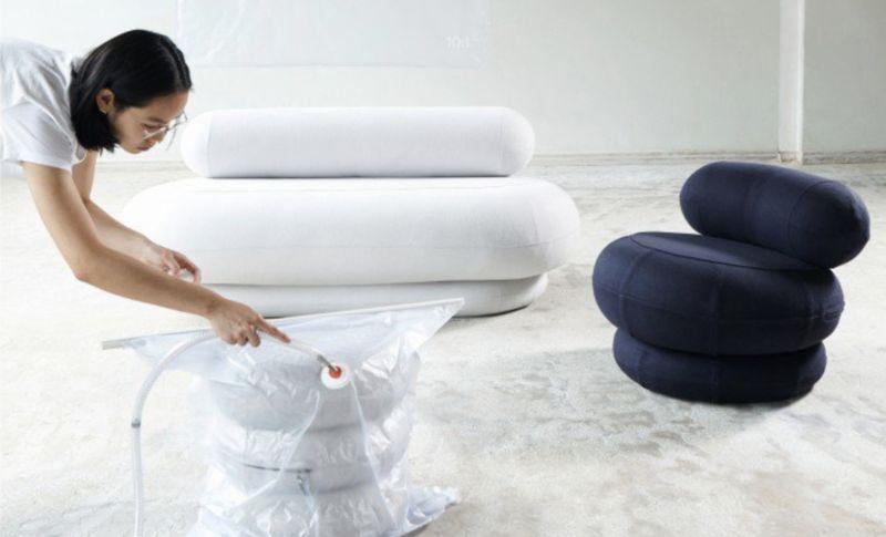 Vacuum-Sealed Sofas