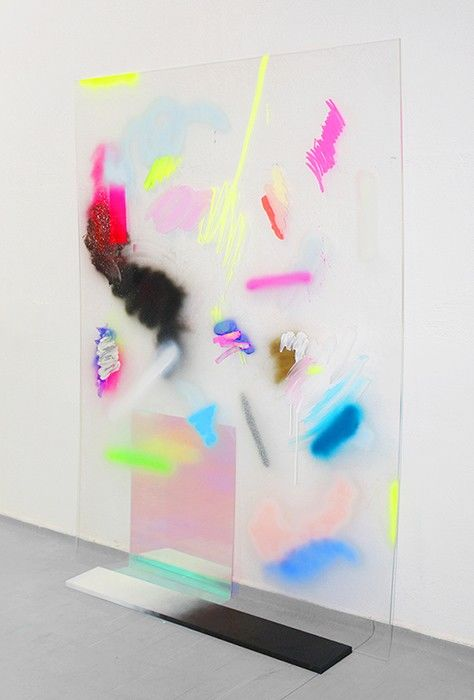 Translucent Graffiti Imagery