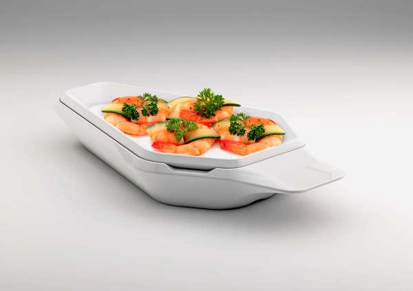 Delicate Degustation Dishes