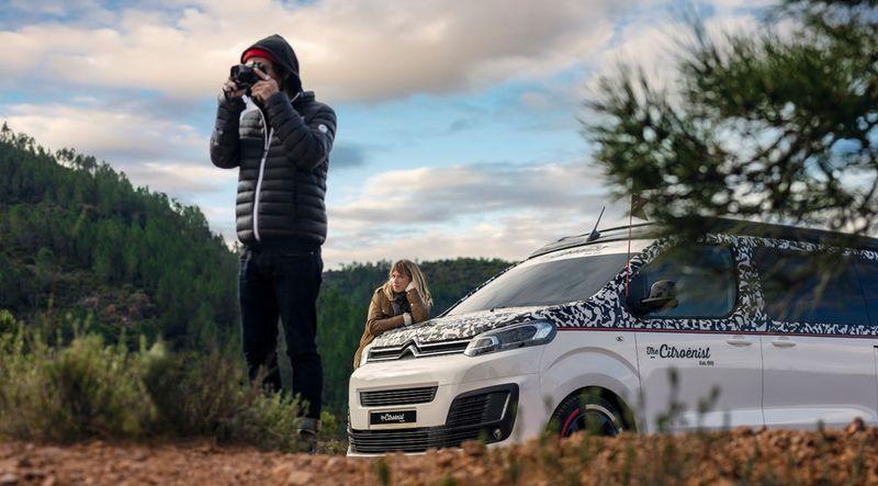 Digital Nomad Camper Vans