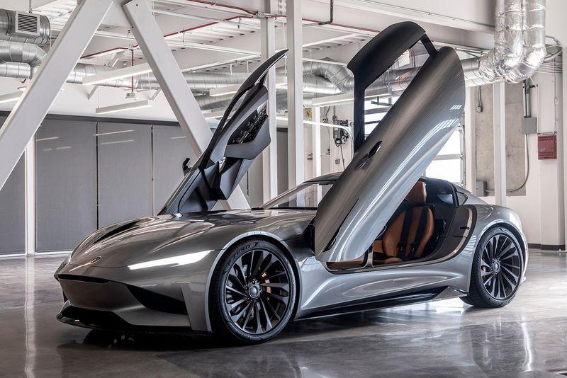Powerful EV Concept Cars